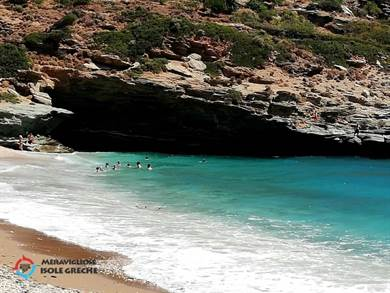 Spiaggia di Vitali