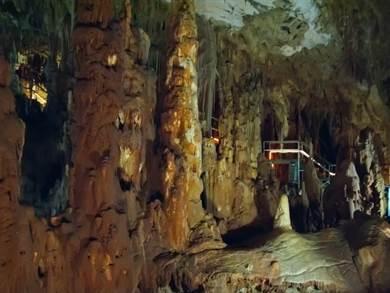 Grotte di Petralona PENISOLA CALCIDICA