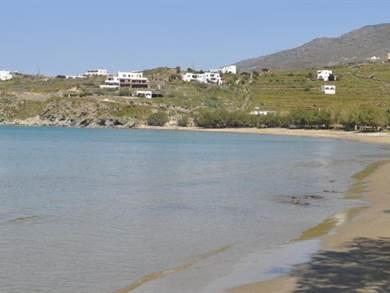 Spiaggia di Agios Romanos Tinos - Meravigliose Isole Greche