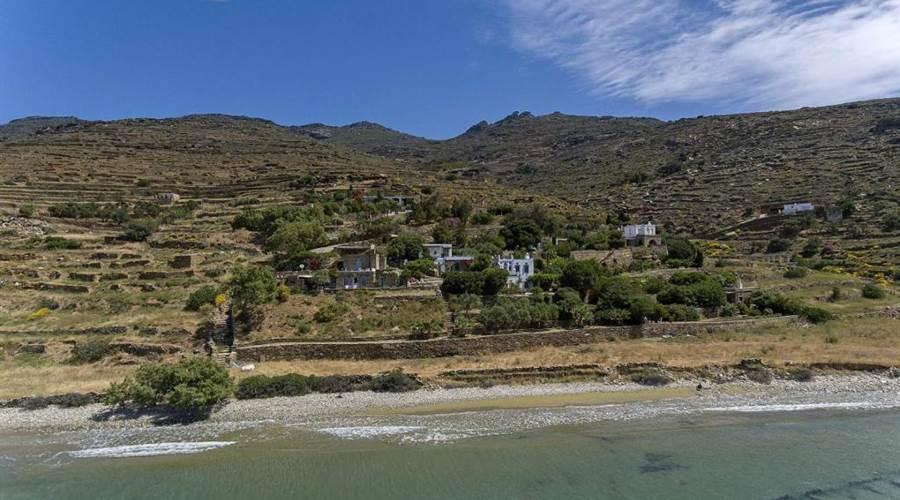 Spiaggia di Agios Petros Tinos - Meravigliose Isole Greche