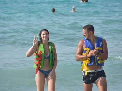Sono stata una settimana a Creta con il mio ragazzo e ci siamo affidati a Juna