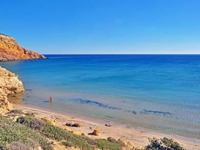 Spiaggia Agios Sostis