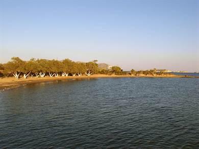 Spiaggia di Kalamitsi