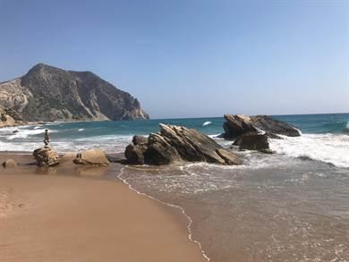 Spiaggia di Cavo Paradiso