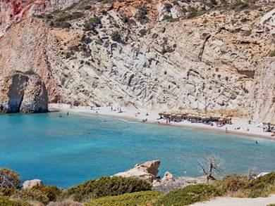 Milos: Le spiagge di Milos