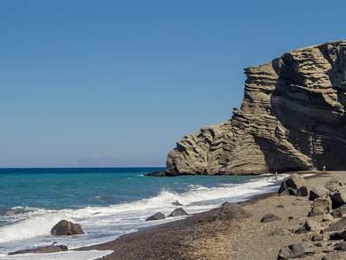 Spiaggia di Koloumbos
