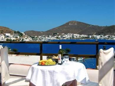 Byzance Hotel Patmos - Skala - Patmos -