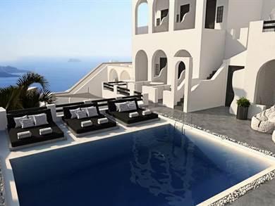 Mr & Mrs White Champagne All Inclusive - Oia - Santorini