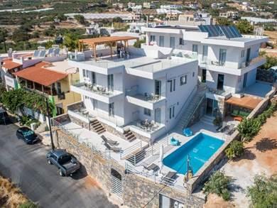 Asteri Suites - Makris Gialos - Creta