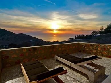 Villa panoramica - Chora - Patmos