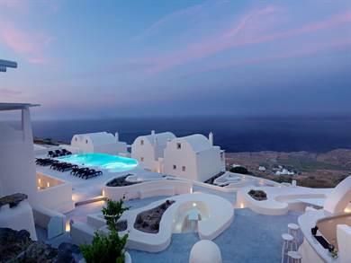 Dome Santorini Resort - Imerovigli - Santorini
