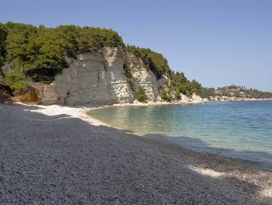 Spiaggia di Spartines Alonissos - Meravigliose Isole Greche