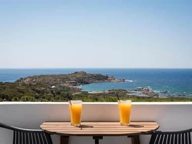 Glykeria Hotel - Elafonisi - Creta- Camera doppia deluxe