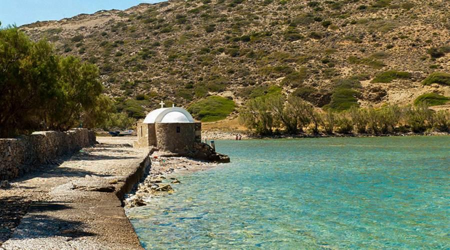 Spiaggia di Kato Kampos Amorgos - Meravgiliose Isole Greche
