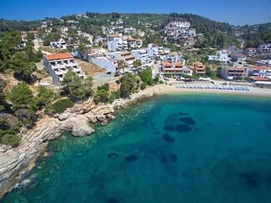 Spiaggia di Roussoum Gialos