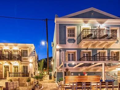 Poseidon hotel - Megisti - Kastelorizo