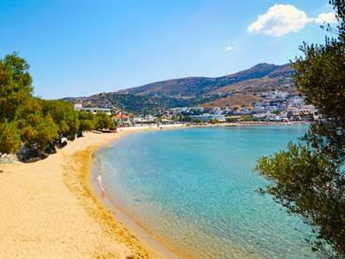 Spiaggia di Batsi foto by www.andros-guide.gr
