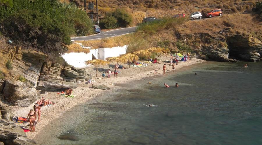 Spiaggia di Stivari Andros - Meravigliose Isole Greche