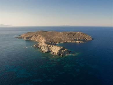 Isola di Gramvousa Amorgos - Meravigliose Isole Greche
