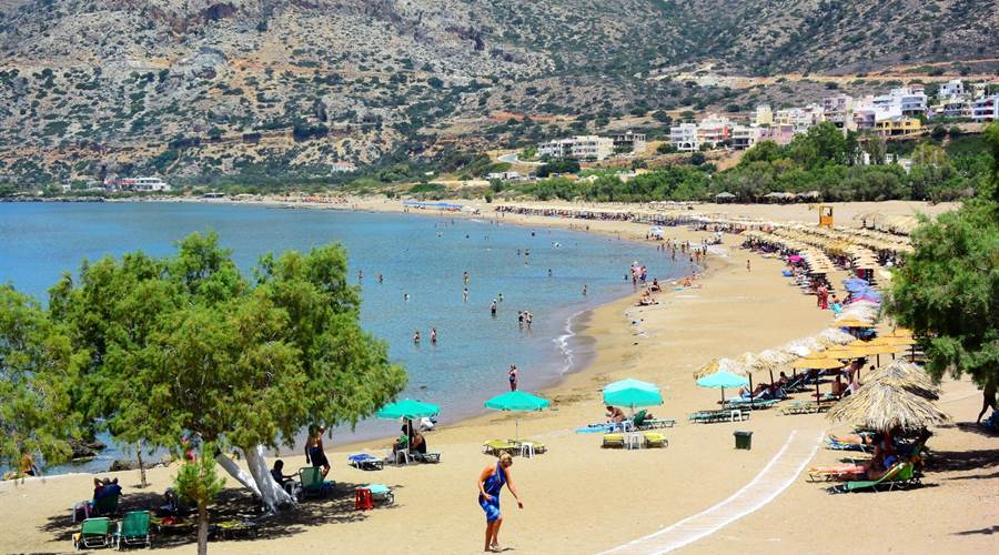 Spiaggia di Pachia Ammos