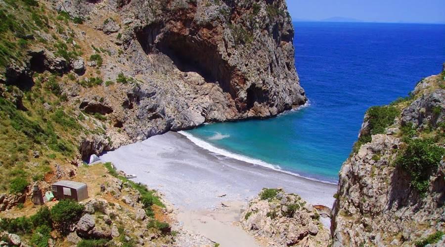 Spiaggia di Limnioas