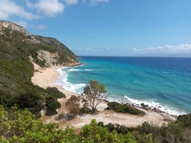 Spiaggia di Koroni Cefalonia