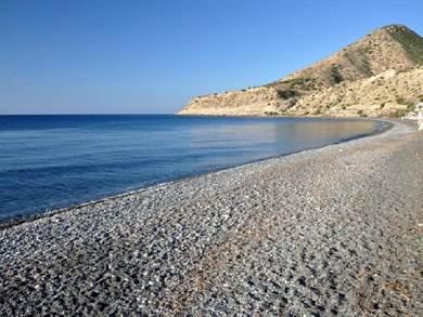 Spiaggia di Myrthos