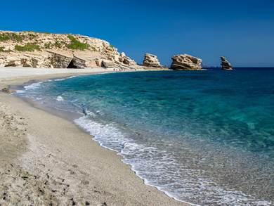 Spiggia di Triopetra foto by www.allincrete.com