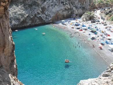 Vithouri Beach foto by www.greece.com