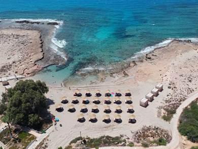 Spiaggia Ammos Tou Kambouri