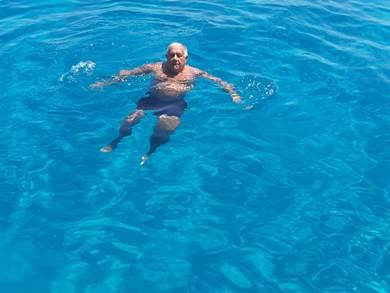Cercavamo un'escursione a Kos e casualmente , in internet, abbiamo trovato Juna di meravigliose isole greche.