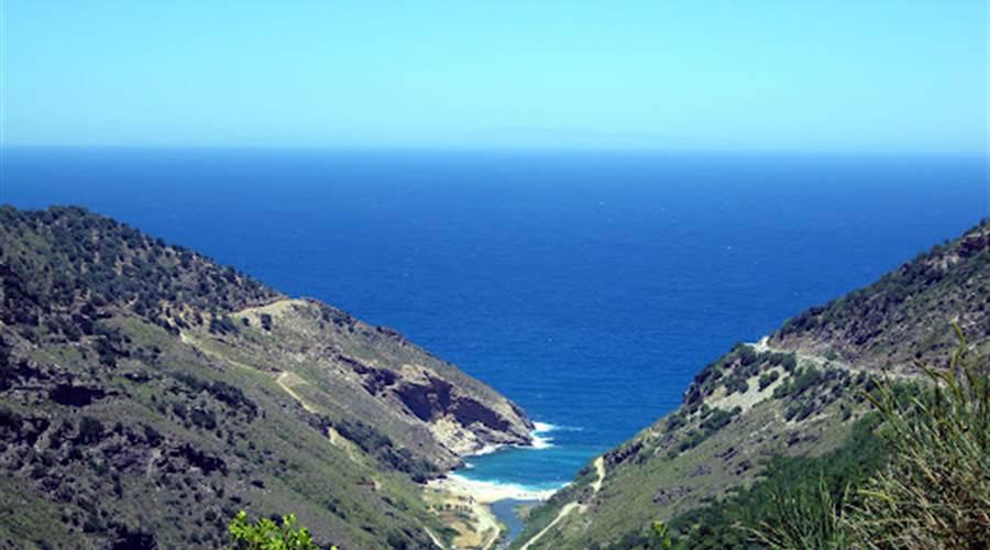 Spiaggia di Kallianos Evia - Meravigliose Isole Greche