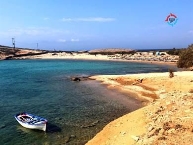 Spiaggia di Kalotaritissa foto di Siliva e Romeo