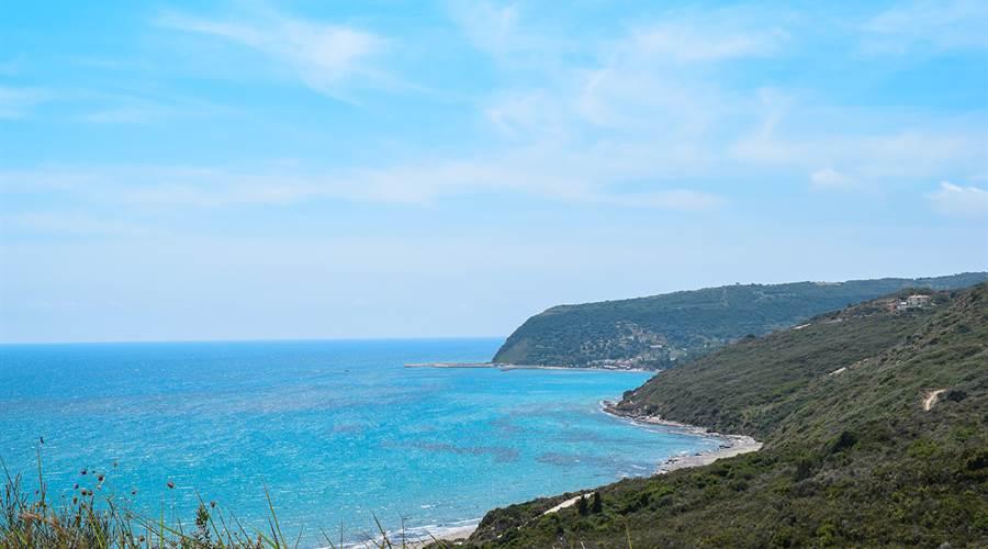Spiaggia di Kaminia Cefalonia - Meravigliose Isole Greche