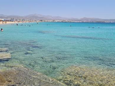 Abbiamo visitato Naxos per la prima volta, bellissima e selvaggia.