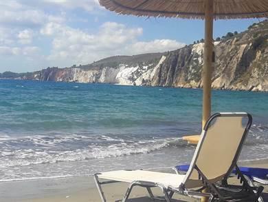 Spiaggia di Megali Ammos