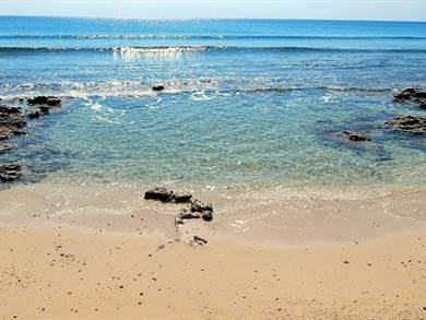 Spiaggia di Loukkos Tou Mandi foto by www.cyprus-index.ru