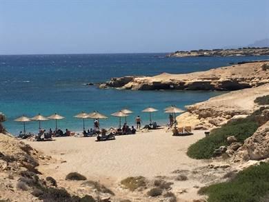Spiaggia di Michaliou Kipos