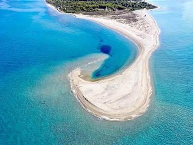 Spiaggia di Possidi Penisola Calcidica - Meravigliose Isole Greche