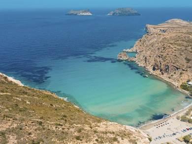 Plathenia Beach foto by www.discoverygreece.com