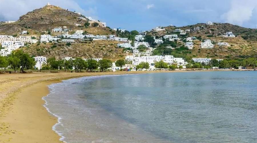 Spiaggia di Gialos Ios - Meravigliose Isole Greche